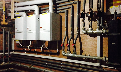 Commercial Boilers – Westlea Heating Preston
